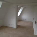 Wohnungssanierung, Parkettverlegung, Malern